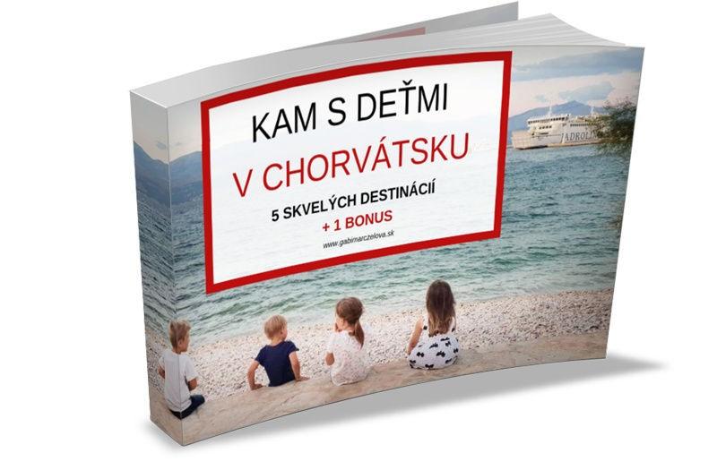 Kam s deťmi v Chorvátsku