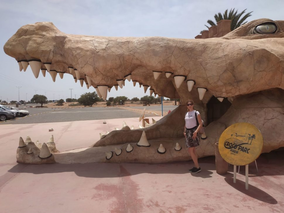 maroko krokodilia farma