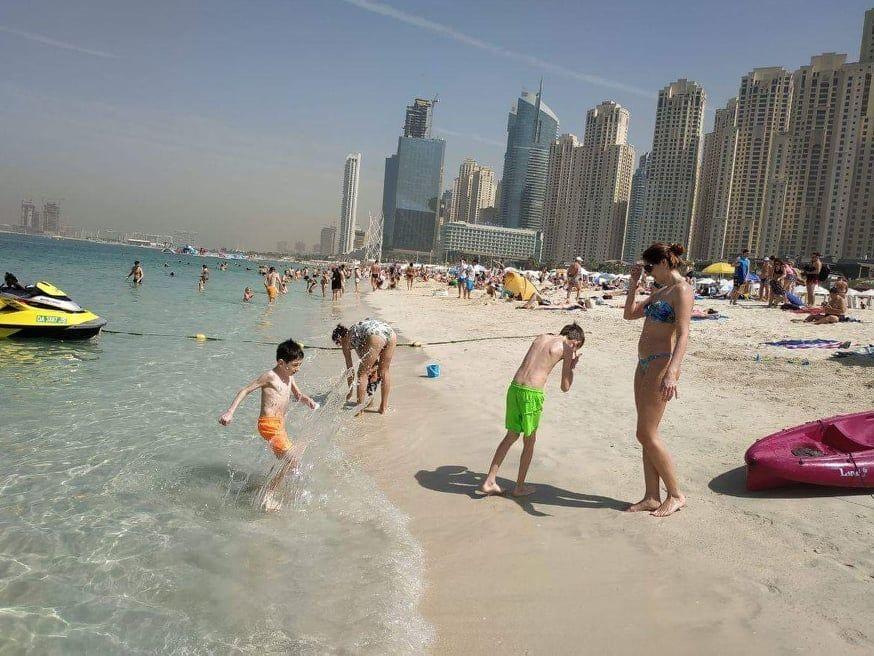 Dubaj dovolenka s deťmi