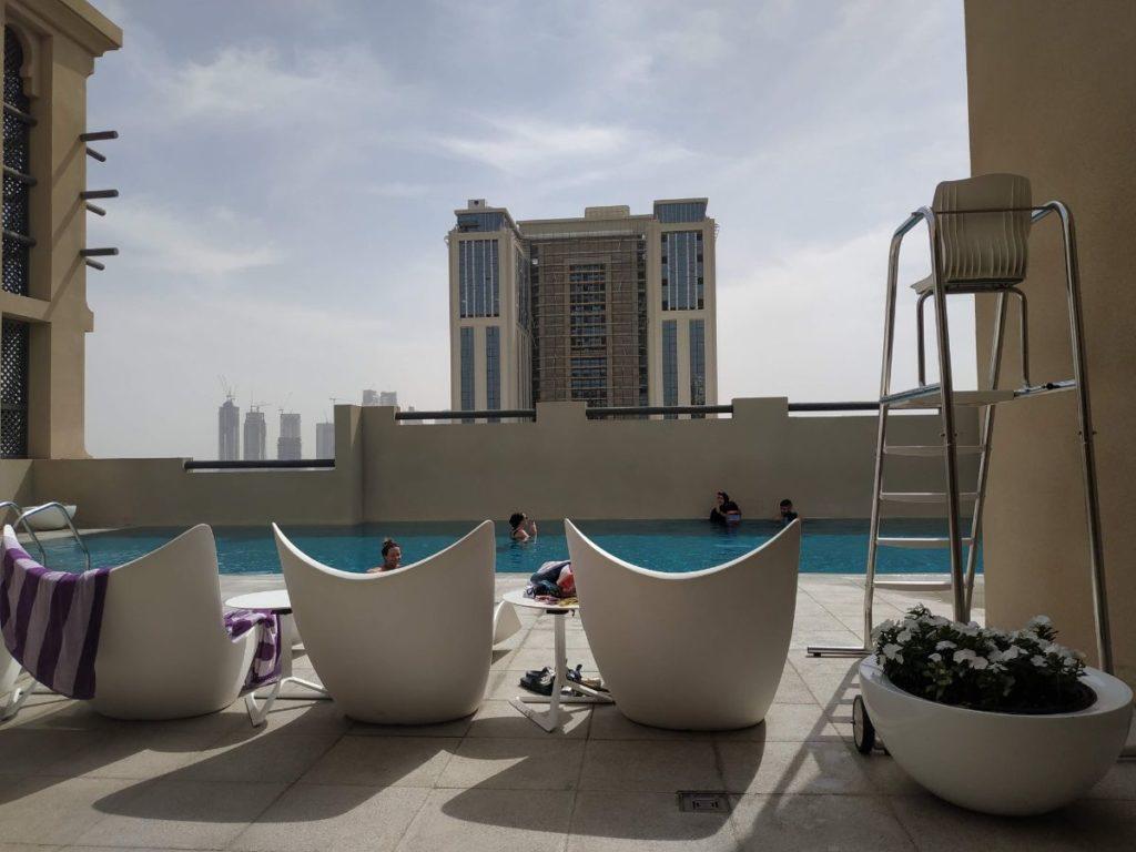ubytovanie Dubaj