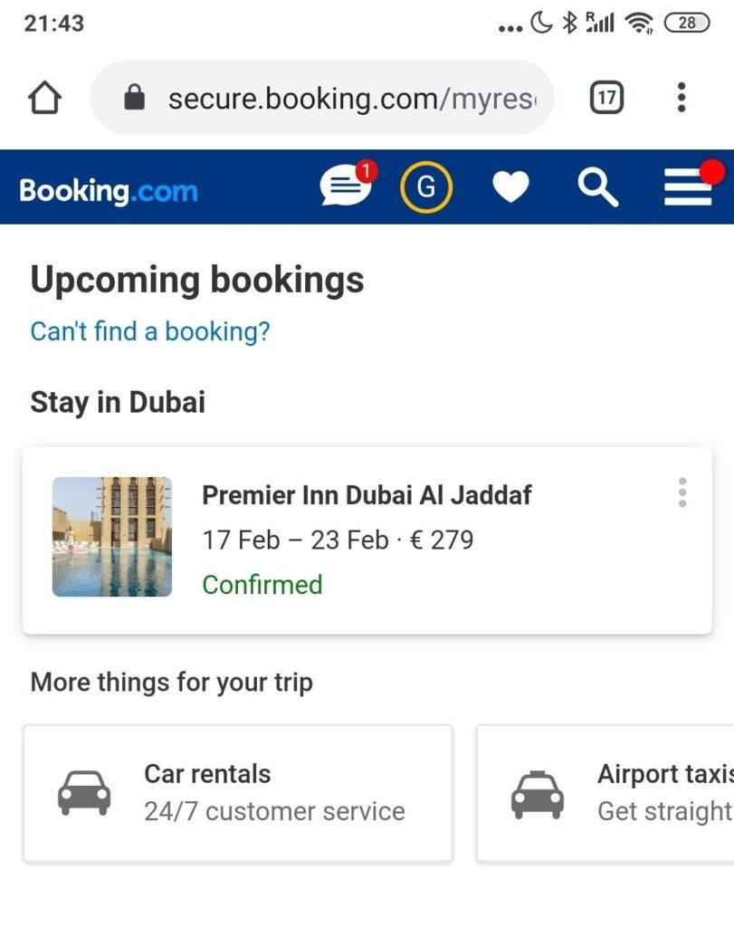 lacny hotel Dubaj s detmi