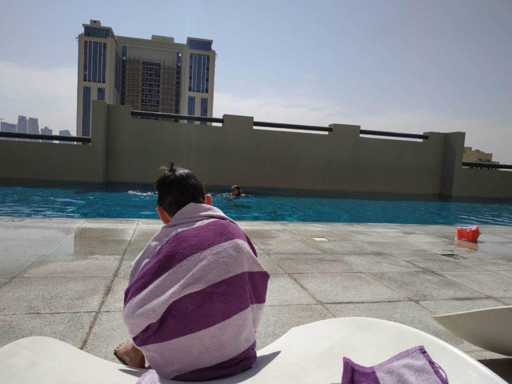 ubytovanie s detmi Dubaj