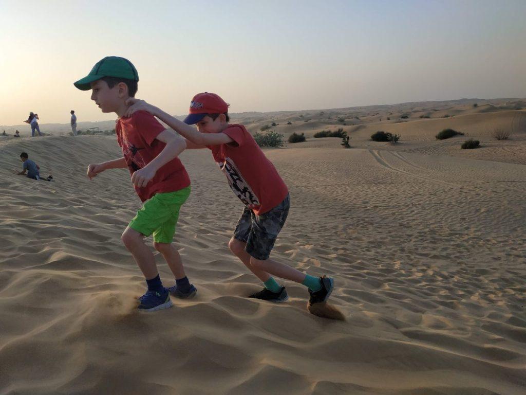 pusť Dubaj