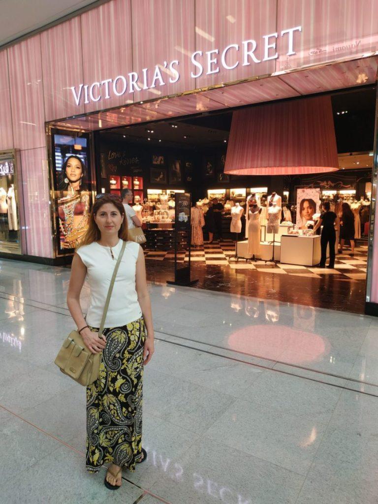 Dubaj miesta vidiet Dubaj Mall