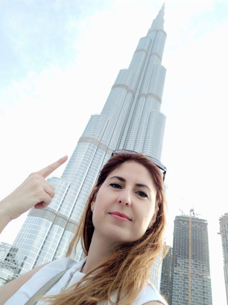 Dubaj Burj Khalifa, Dubaj s detmi