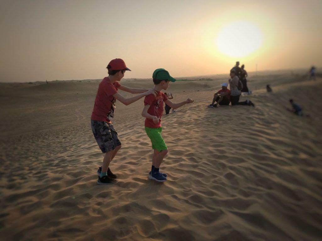 Dubaj atrakcie s deťmi